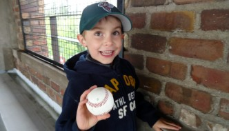 Duluth Huskies Game:  A Surprising Dreary Day Activity