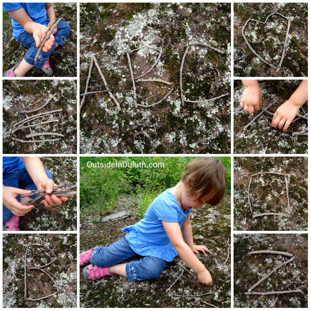 TwigLetterCollage