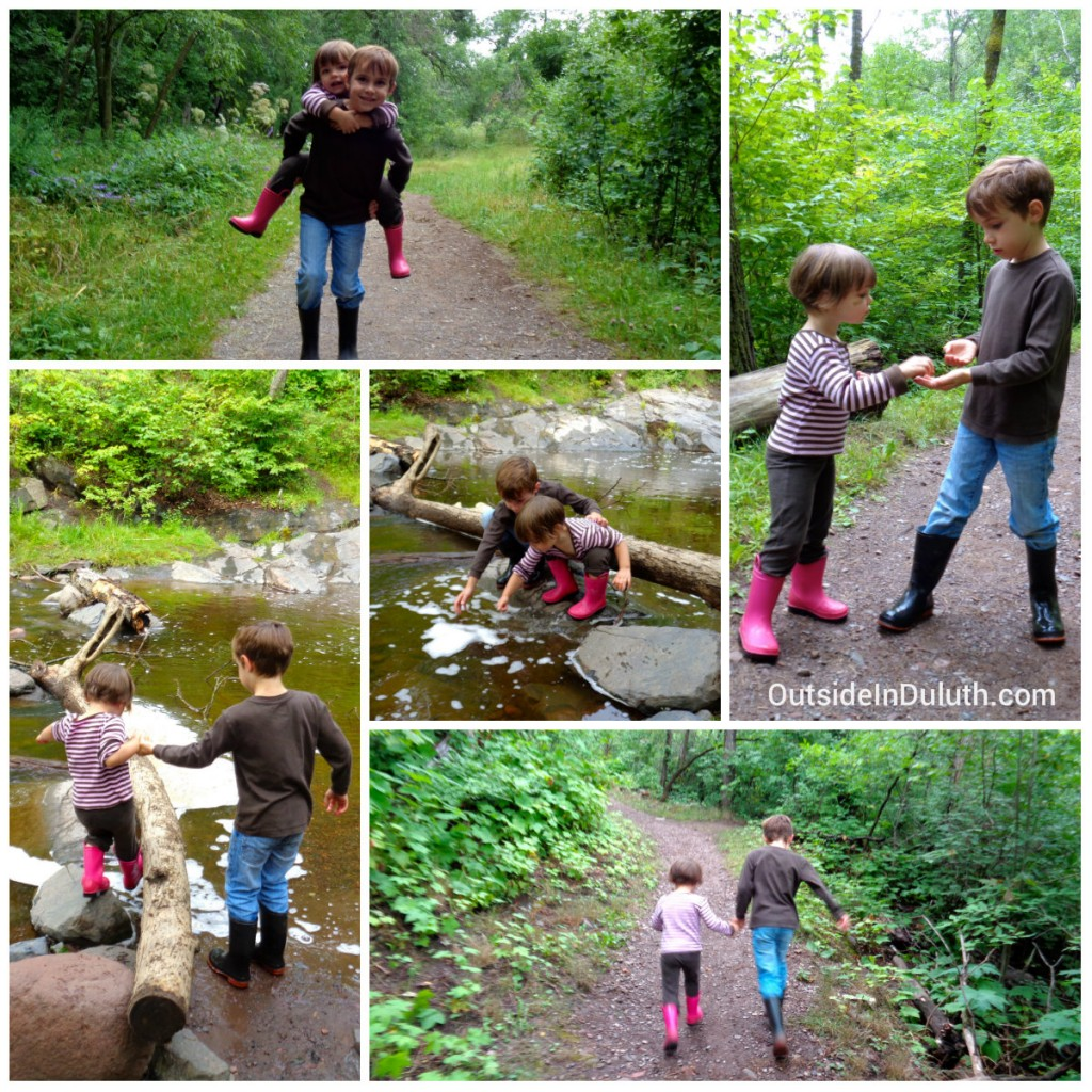 Nature, Kids, and Caring