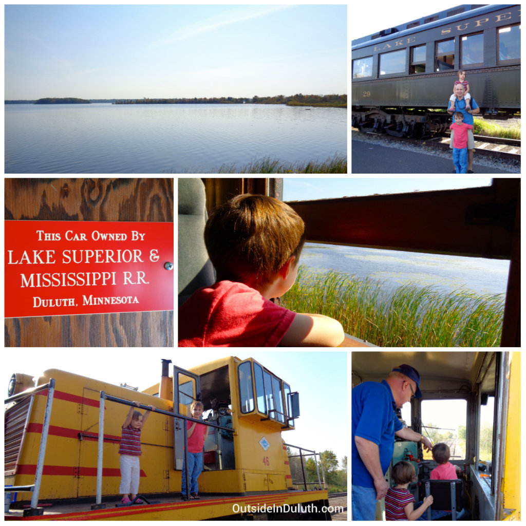 Lake Superior and Mississippi Railroad