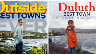 Duluth:  Best Town Ever to Raise An Outdoor Kid