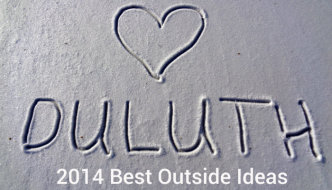 Top 10 Ways to Get Outside in Duluth: 2014