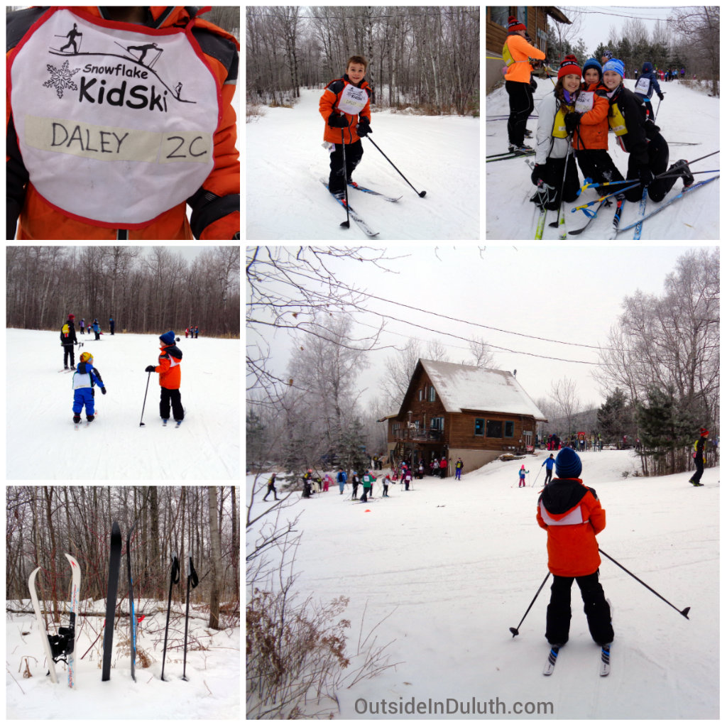 Kids Ski Nordic Skiing Lessons