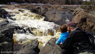 MN State Park #1:  Jay Cooke