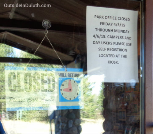 Moose Lake State Park Hours