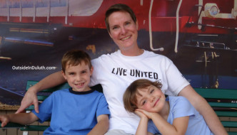 United Way's Day of Caring:  Trash, Trains, and Altruism