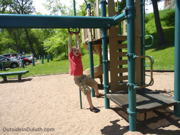 Kids Outdoor Fun, Duluth, MN