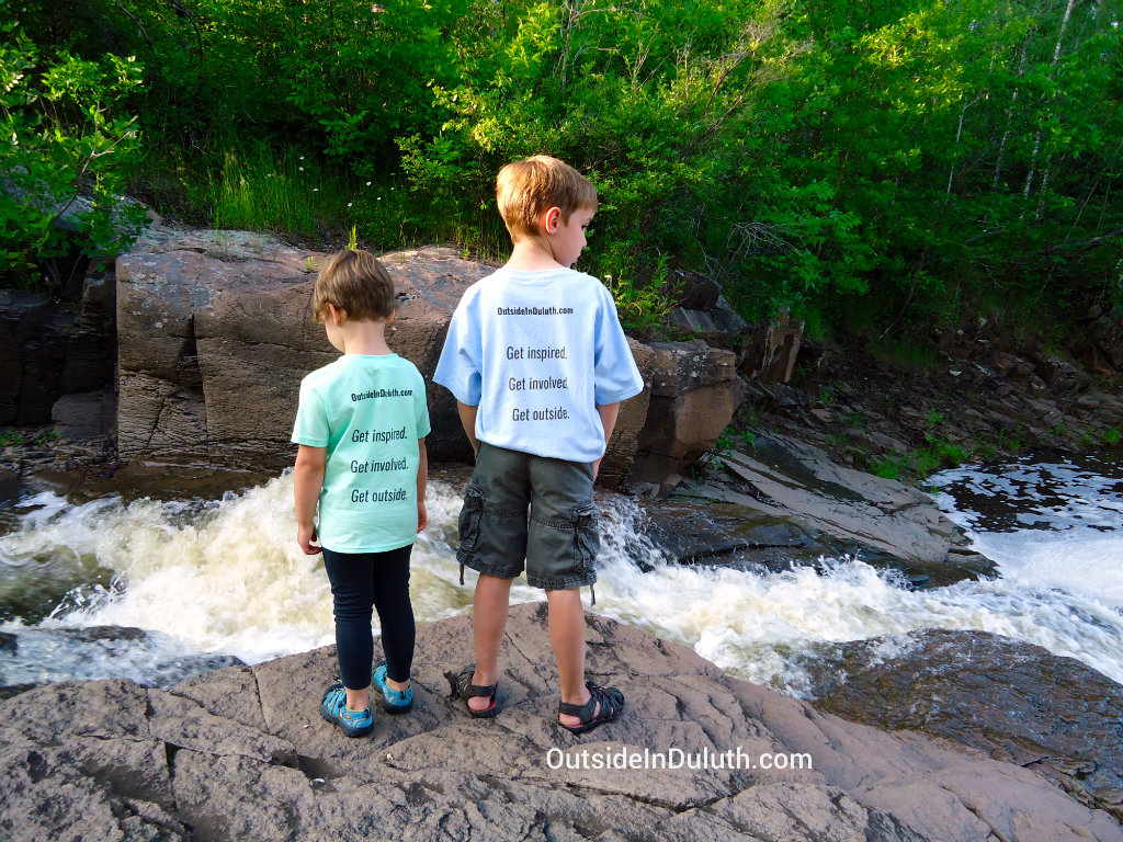 Outside In Duluth TShirts