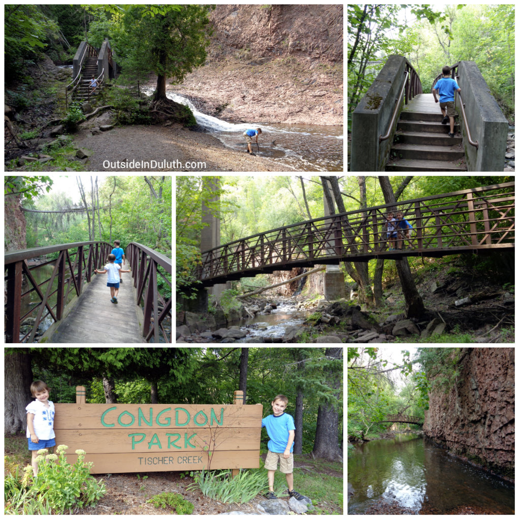 Hiking with Kids, Duluth, MN