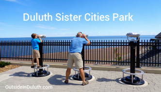 Duluth Sister Cities Park:  A Hidden Gem