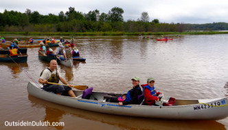 St. Louis River Canoe and Kayak Tour