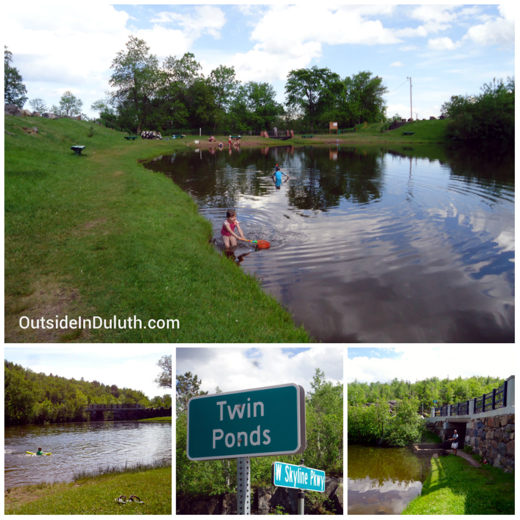 Outdoor swimming, Duluth, MN