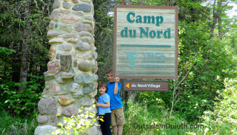 Summer Family Camp at Camp Du Nord