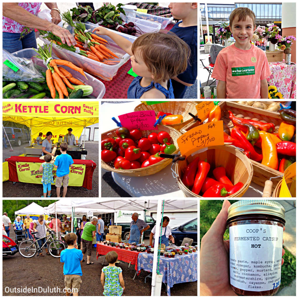 Duluth Area Farmers Markets