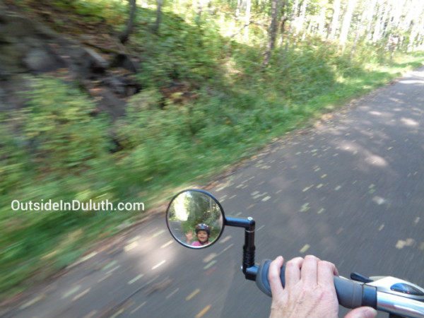 Biking in Duluth, MN with Kids