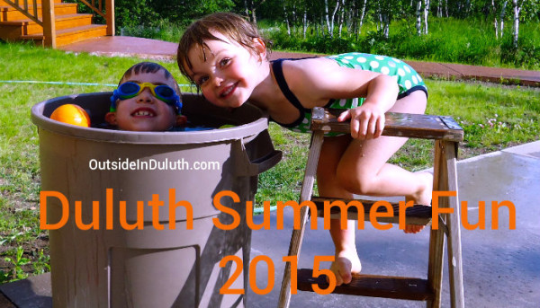 Outdoor Fun in Summer, Duluth, MN