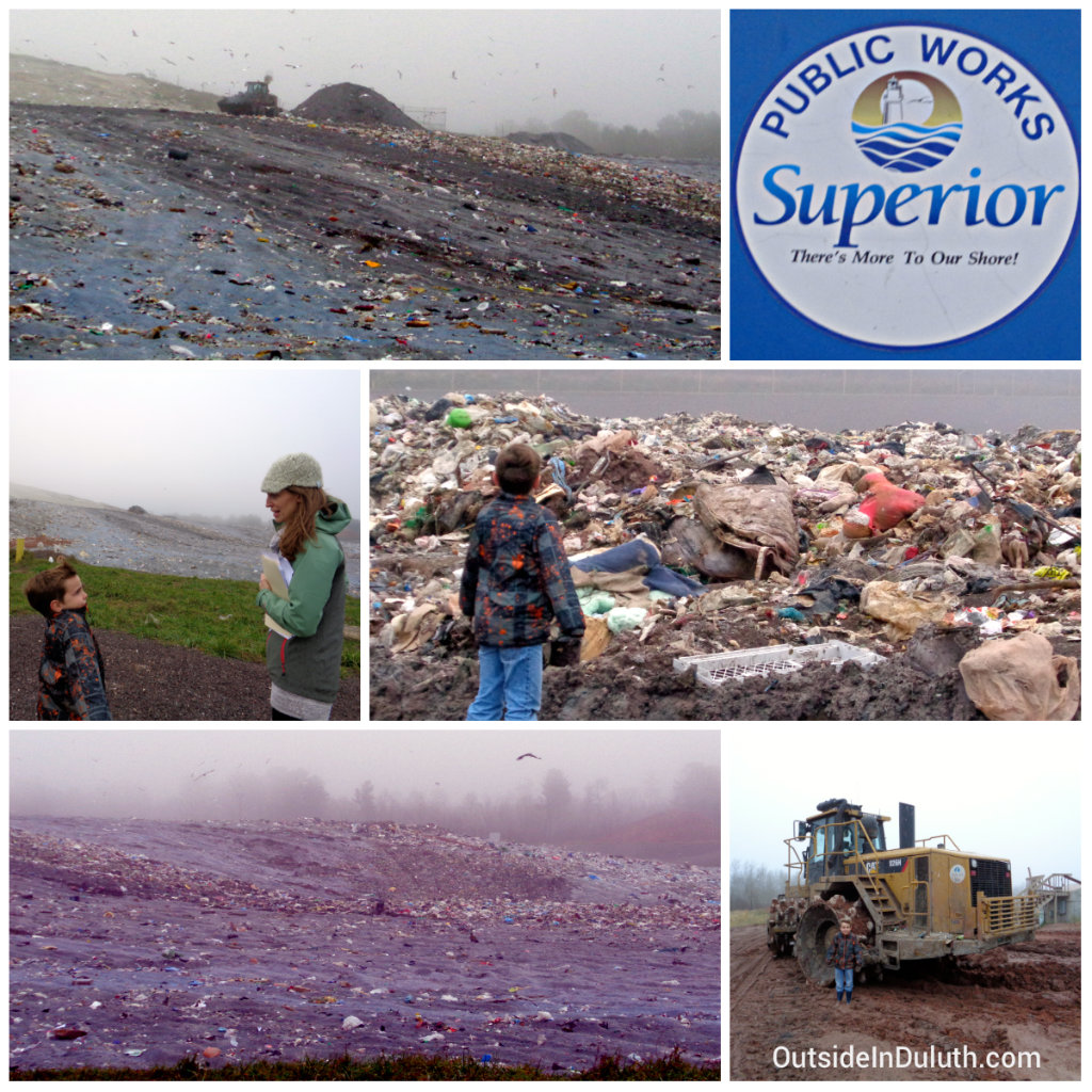 Touring Duluth/Superior Landfill