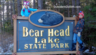 MN State Park #6:  Bear Head Lake