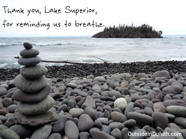 Lake Superior Breathe