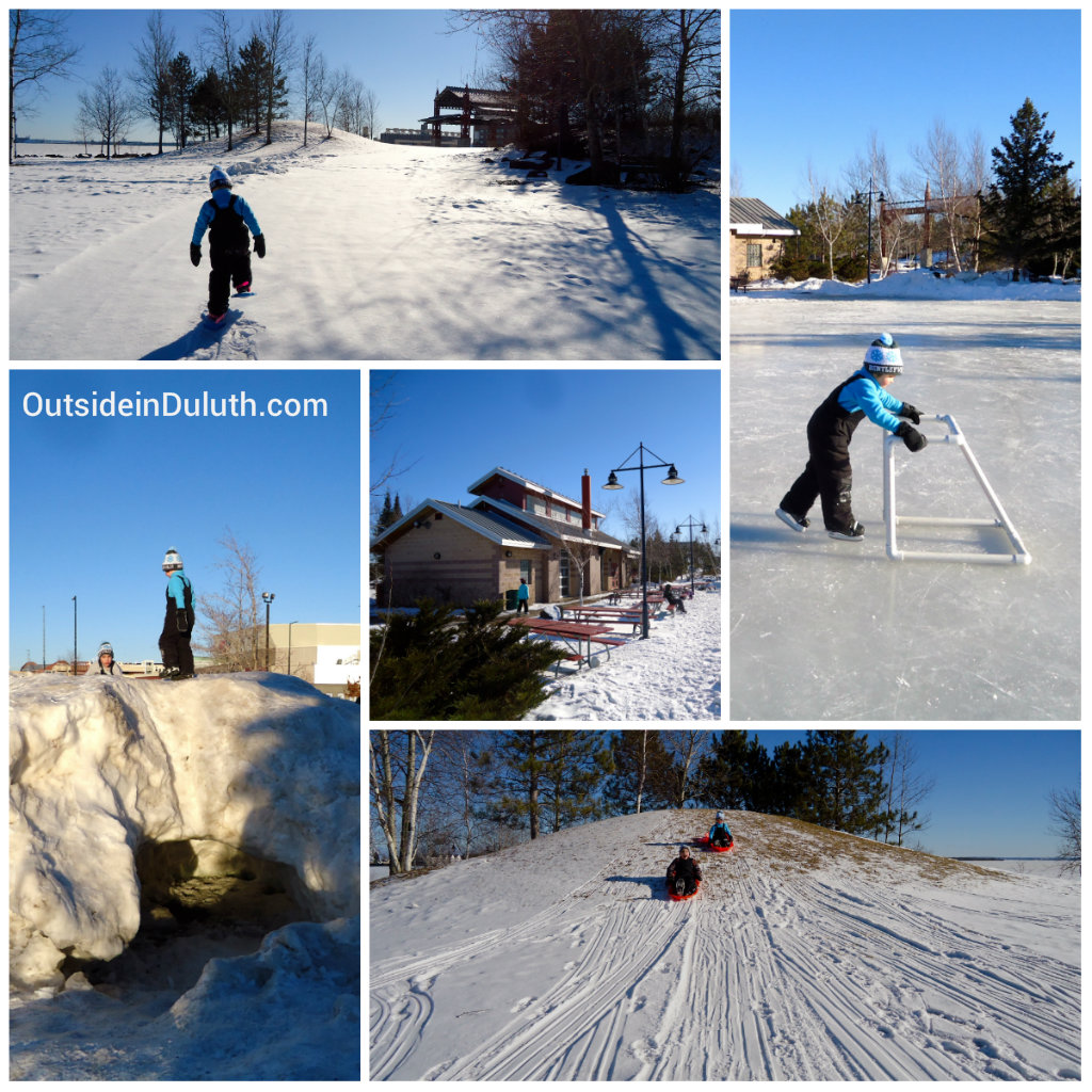 Winter Activities for Kids, Duluth, MN