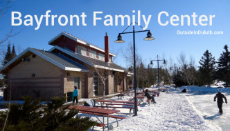 Winter Fun at Bayfront Family Center