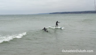 Hanging with Surfers at Stoney Point (with Video)