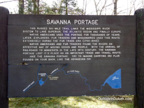 Savanna Portage State Park with Kids