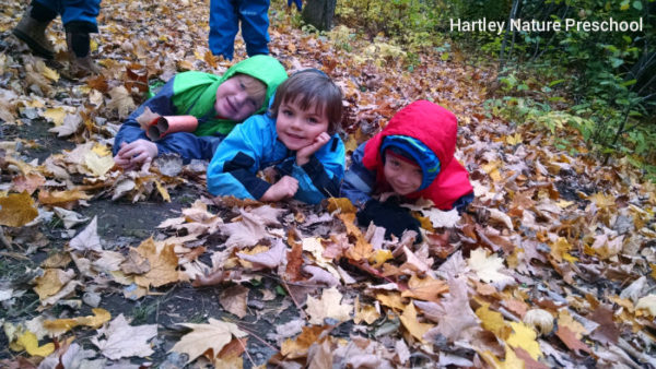 Hartley Nature Preschool, Duluth, MN