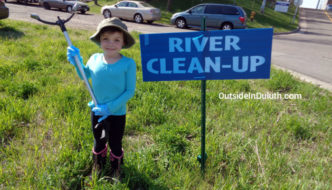 St. Louis River Cleanup:  Unexpected Connections