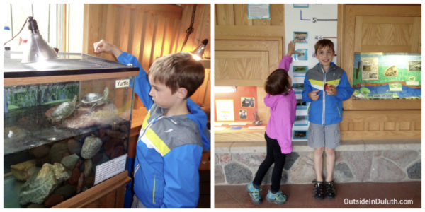 Hartley Nature Center Activities