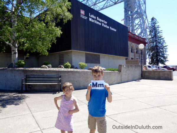 Things to Do Outside with Kids, Duluth, MN