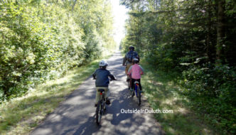 Biking the Munger Trail:  Learn from Our Family's Mistakes