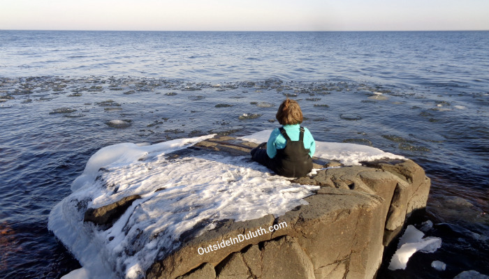 The Moment My Daughter Became a Lake Superior Kid
