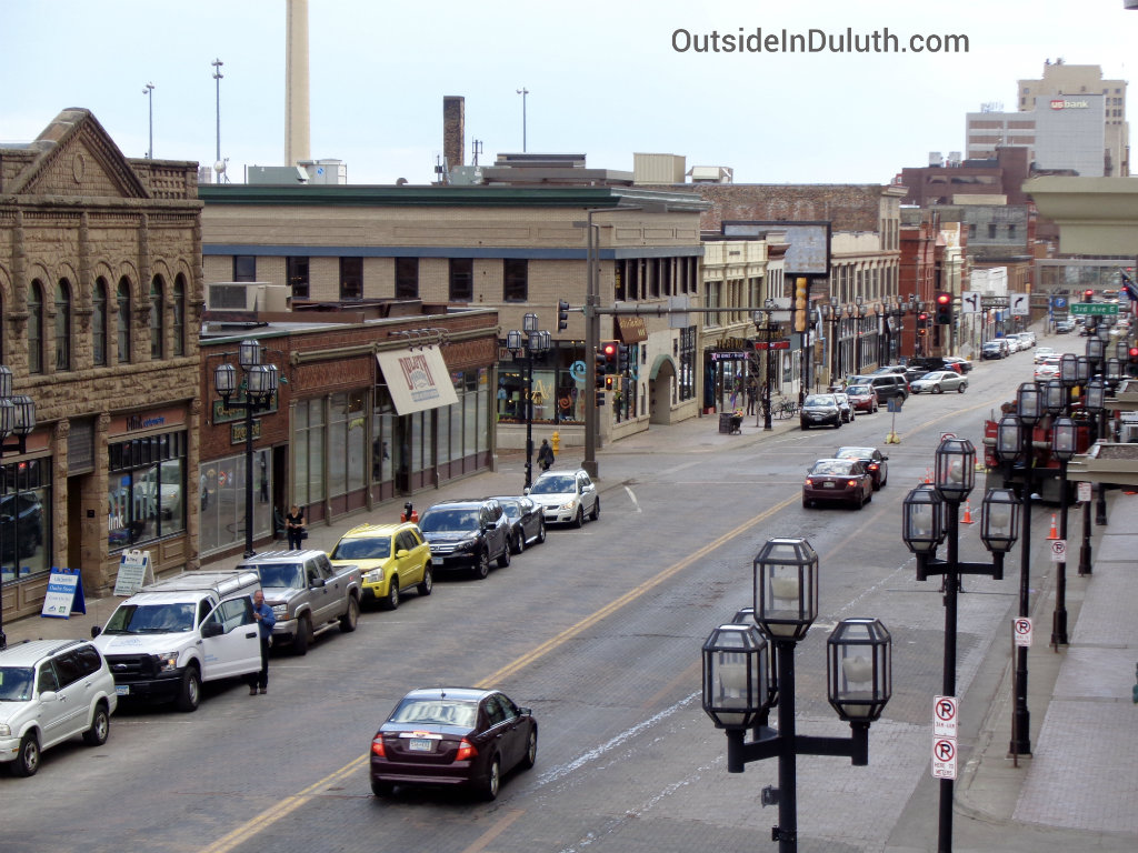 An Algorithmic Walk In Downtown Duluth