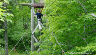 Wolf Ridge Open House: Adventure + Education